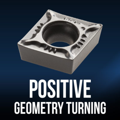 Positive Geometry Turning